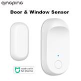 2021 Nuova versione Qingping Door & Window Sensor Bluetooth 5.0 Rilevatore di allarme di sicurezza domestica Funziona con l'app Met Mihome