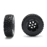2PCS RC Car Wheel Tire For FY08 1/12 2.4G Brushless Waterproof RC Car Dessert Off-road Vehicle Models Parts
