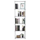 4/6 niveles Cube estantería de almacenamiento estantes gabinete de pie Pantalla Rack Organizador para sala de estar de oficina en casa