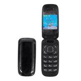 MAFAM F3 1.44 pulgadas 700mAh Marcador bluetooth Altavoz Tarjeta dual SIM Tarjeta dual doble modo de espera Mini tarjeta Teléfono con correa