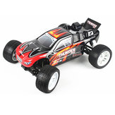 ZD Racing 9104 Thunder ZTX-10 1/10 2.4G 4WD RC Truggy DIY Coche Kit sin componentes electrónicos