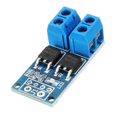 10Pcs MOS Trigger Switch Driver Module FET PWM Regulator High Power Electronic Switch Control Board