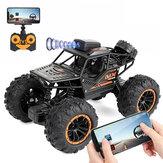 YT6602 1/18 2.4G 2WD RC Car FPV WIFI Control Off-Road Drift Climbing Vehicles RTR Model Kids Toys