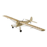 Aggiornato Dancing Wings Hobby Fieseler Fi 156 Storch 1600mm Apertura alare Blasa Wood Laser Cut Warbird RC Airplane KIT