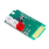 Módulo 3Wx2 Mini bluetooth Receptor con altavoces de 4 ohmios Potencia Amplificador Módulo de decodificación de placa de audio MP3