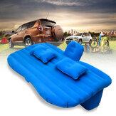 PVC Gövde Araba Şişme Yatak Outdoor Seyahat SUV için Uyku Yatak Tembel Kanepe Hava Yatağı