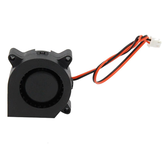 5pcs DC 12v 4020 Brushless Sleeve Bearing Turbo Blower Cooling Fan with XH2.54-2P Cable