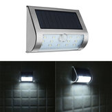 ARILUX® Solar Power 13 LED PIR Motion Sensor LED Light Outdoor Garden IP65 Security Wall Lamp
