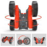 2.4G 4CH Stunt Drift RC Car Deformation Rock Crawler Roll Car 360 Degree Flip For Kids Robot Toys