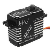 JX BLS-HV7132MG 32KG 180 graden HV High Steel Gear digitale borstelloze servo voor RC Robotauto