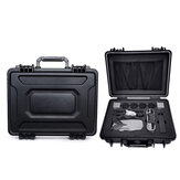 Portable Waterproof Hard-shell Storage Bag Carrying Case Box Suitcase for DJI Mavic Air 2 Drone Multi-battery Version