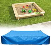 Wasserdichte Sonnenschutz Square Play Sand Sandpit Schutzhülle Oxford Cloth Dust Cover Sandbox Staubdichte Hülle