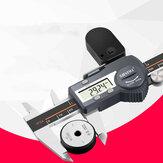 0-150 / 200/300 мм Bluetooth Цифровой штангенциркуль из нержавеющей стали Электронный штангенциркуль Инструмент Поддержка мобильного телефона
