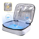 Portable UV Sterilizer Box UV Lamp Phone Sterilizer Disinfection For Smart Phone Watch Underwear Mask Toothbrush