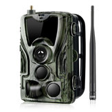 HC-801G 16MP 3G 1080P HD Wodoodporna kamera SMS / MMS / SMTP 940nm Trail Tracking Camera