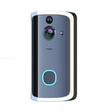 Bakeey M7 720P 166° Wireless Smart WIFI Video Doorbell Smart Home Two-way Audio Remote Security Alarm System