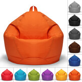 Bean Bag Sofas Cover Chair No Filler 420D Oxford Waterproof Lounger Seat Bean Bag Pouf Puff Couch Tatami Living Room