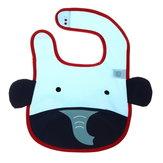 かわいい漫画動物の赤ちゃん幼児防水ビブススカーフは、食料品を供給