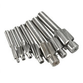 7pcs M3-M12 HSS Countersink Cutter Countersink Drill