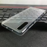Bakeey™transparenteàprovade choque Soft TPU tampa traseira de proteção Caso para Huawei P30