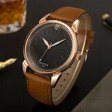 YAZOLE 353 Business Style Luminous Hand Men Wrist Watch