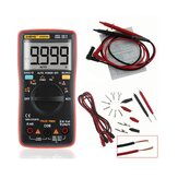 ANENG AN8009 True RMS NCV رقمي Multimeter 9999 Counts Backlight AC تيار منتظم Current Voltage Tester