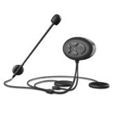 DK11 Casco Bluetooth 5.0 Cuffie FM Radio IP54 Cuffie da motociclista impermeabili con risposta automatica