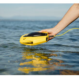 INSEGUENDO Dory Palm-Sized APP Control Underwater Drone con 1080p Full HD fotografica per Real Time Viewing WiFi Buoy RC Drone