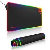 BlitzWolf® BW-MP1 Tappetino per mouse da gioco RGB Tappetino per tastiera grande Tappetino protettivo da tavolo per ufficio domestico