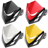 30cm Headlight da motocicleta Wind Shield Capa da lâmpada Capa de carenagem para 2013-2015 HONDA Grom MSX 125