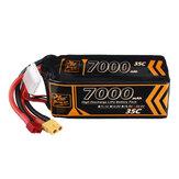 ZOP القوة 22.2V 7000mAh 35C 3S T Plug Lipo البطارية لسيارة RC