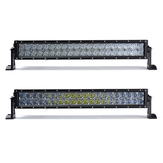 5D 22inch 120W LED Work Light Bar Spot Flood Combo pour Jeep VUS hors route camion