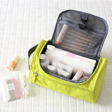 Honana HN-TB6 Hanging Toiletry Travel Bag Waterproof Shaving Kit Makeup Organizer