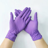100Pcs Household Cleaning Gloves,Powder ,Latex ,Powder Free,Disposable and Soft Gloves for Home Use
