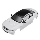 Firelap RC Carrosserie Shell Voor 1/28 Das87 Wltoys Mini-Q RC Model Vehicle White