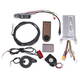 36V 350W Motor Controller+Dashboard+Front/Rear Light For Scooter Electric Bicycle E-bike