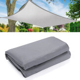 OutdoorHeavyDutySonnenschutzSegelwasserdicht UV Beweis Zelt Baldachin Shelter