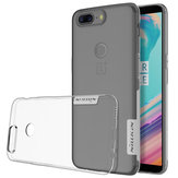 NILLKIN Ultra Thin Transparent Clear Soft TPU Protective Case For OnePlus 5T