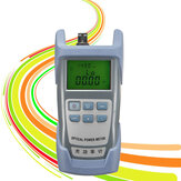 Fiber Meter Optical Power Locator Fiber Optic Cable Tester Visual Fault 10km