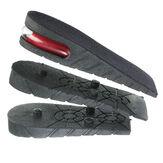 3-परत 6 सेमी यूनिसेक्स जूता धूप में सुखाना AIR तकिया हील डालें