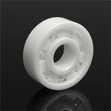 4 pezzi 608 Cuscinetto ceramico completo 8x22x7mm Cuscinetto ceramico Cuscinetto a sfere ossido di zirconio ZrO2