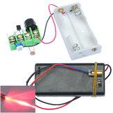 3 stuks diy infrarood laser gericht anti-diefstal inbraakalarm module kit