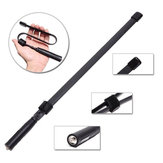 AR-152A Tactical Antena SMA-Female Dual Banda VHF UHF 144 / 430Mhz plegable para Walkie Talkie Baofeng UV-5R UV-82