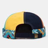 Banggood Дизайн Мужская шестицветная вышивка На открытом воздухе Повседневная шапка Landlord Череп Кепка