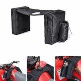 Motosiklet Tuval Yakıt Deposu Saddlebags Motosiklet Sol Sağ Yan Eyer Salıncak Parçalar Çantalar