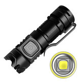 Xmund XD-FL13 SST40 LED 1000 lumens USB Rechargable 16340 Camping EDC Tactical Flashlight High Lumens Torch