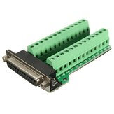 DB25 25-pin Female Adapter RS-232 Serial Port Interface Board Connector