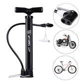 WHEEL UP Bicicleta portátil Bicicleta Ciclismo Bomba de aire Mano Bola Inflador Alta presión