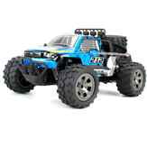 KYAMRC 1886 1/18 2.4G 20km / h RWD Voiture Rc Big Wheel Monster Camion Tout-Terrain RTR Jouet
