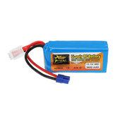 ZOP Power 11.1V 2600mah 30C 3S Lipo Bateria EC3 Plug for 1/8 RC Car